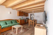 Ferienwohnung in Falcade - Casa Piccolin Sot Ciasa