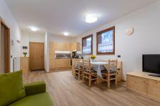Ferienwohnung in Rocca Pietore - Appartamento Alessia