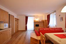 Ferienwohnung in Falcade - Casa Pecol 1