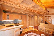 Ferienwohnung in Falcade - Casa Sottsass