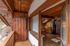 Ferienwohnung in Mazzin - Casa Franzoi