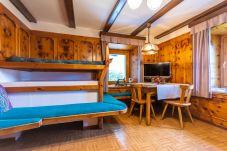 Ferienwohnung in Rocca Pietore - Ciesa Alle Sommaville